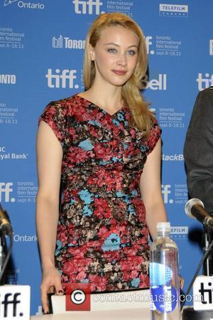 Sarah Gadon  36th Annual Toronto International Film Festival - 'A Dangerous Method' press conference photo call at the TIFF...
