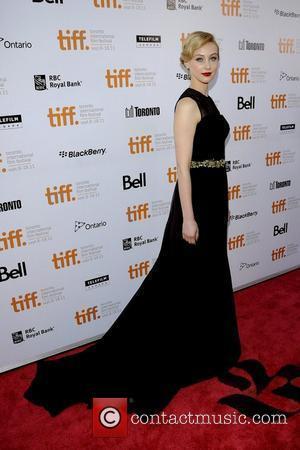 Sarah Gadon  36th Annual Toronto International Film Festival - 'A Dangerous Method' premiere arrival at the Roy Thomson Hall....