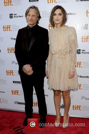 Viggo Mortensen and Keira Knightley