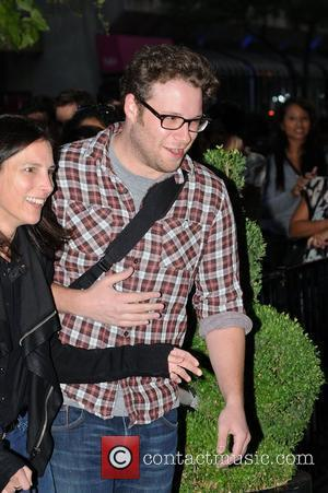 Seth Rogen's Wedding Will Feature Video Game Arcade