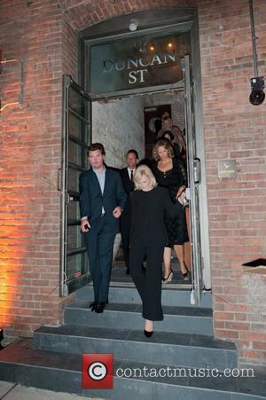 Glenn Close 36th Annual Toronto International Film Festival - Celebrity Sightings  Toronto, Canada - 11.09.11