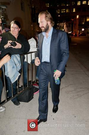 Ralph Fiennes 36th Annual Toronto International Film Festival - Celebrity Sightings  Toronto, Canada - 12.09.11