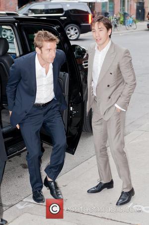 Scott Speedman and Justin Long 36th Annual Toronto International Film Festival - Celebrity Sightings  Toronto, Canada - 12.09.11