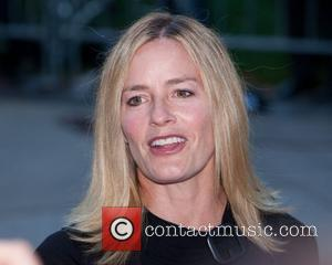 Elisabeth Shue  'From The Sky Down'' premiere arrival at The Roy Thomson Hall during  The 36th Annual Toronto...