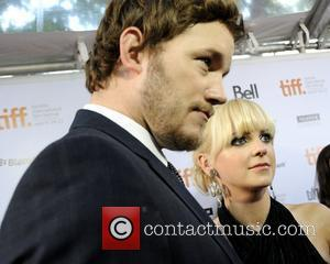 Chris Pratt and Anna Faris  36th Annual Toronto International Film Festival - 'Moneyball' - Premiere held at the The...