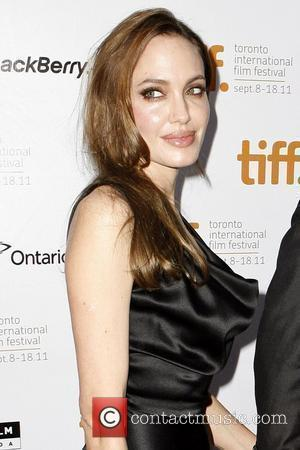 Angelina Jolie 36th Annual Toronto International Film Festival - 'Moneyball' - Premiere held at the The Roy Thomson Hall...