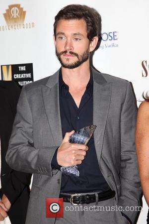 Hugh Dancy  Spotlight Initiative Award Dinner for 'Hysteria' during the 36th Annual Toronto International Film Festival.  Toronto, Canada...