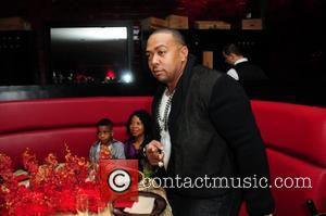 Timbaland Plum TV Miami hosts Timbaland's birthday party at the Chop House Restaurant  Miami, Florida - 09.03.11