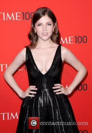Anna Kendrick at the TIME 100 Gala, TIME'S 100 Most Influential People In The World at Frederick P. Rose Hall,...