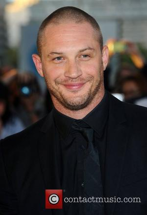 Tom Hardy,  at the premiere of 'Tinker, Tailor, Soldier, Spy' at BFI Southbank. London, England- 13.09.11
