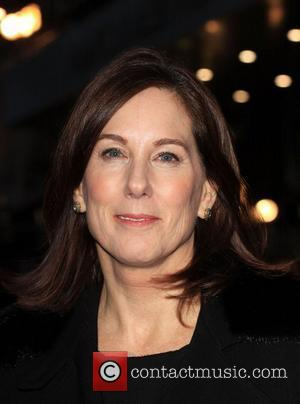 Kathleen Kennedy The UK film premiere of 'The Adventures of Tintin: The Secret of the Unicorn' held at the Odeon...