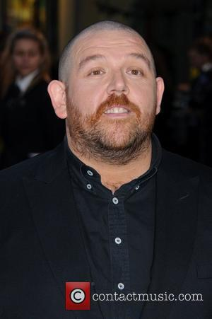 Nick Frost The UK film premiere of 'The Adventures of Tintin: The Secret of the Unicorn' held at the Odeon...