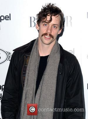 Johnny Borrell 'The Tod's Arts Plus Drama Party', held at Whitechapel Gallery - Arrivals London, England - 24.03.11