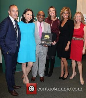 Matt Lauer, Al Roker, Ann Curry, Hoda Kotb and Kathie Lee Gifford