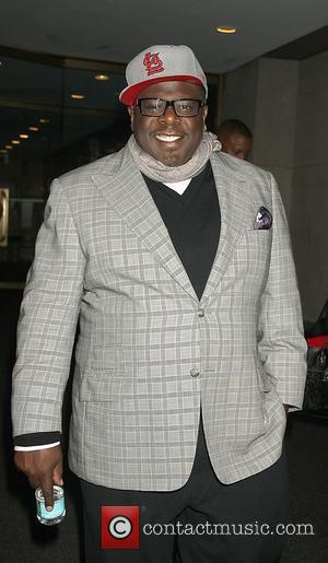 Cedric The Entertainer at NBC studios for an appearance on 'Today' New York City,USA - 04.10.11