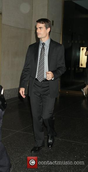 Jeff Gordon at NBC studios to appear on 'The Today Show'  New York City, USA - 26.07.11