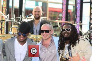 Ne-Yo, Pitbull and T-Pain
