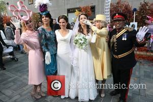 Kathie Lee Gifford, Al Roker, Ann Curry, Hoda Kotb and Meredith Vieira