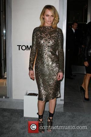 Amber Valletta, Celebration and Tom Ford