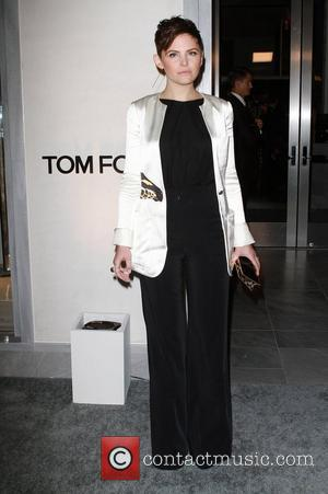 Ginnifer Goodwin, Celebration and TOM FORD