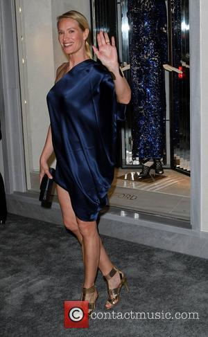 Kelly Lynch Tom Ford Flagship Store Opening Celebration Beverly Hills, California - 24.02.11
