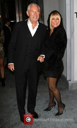 Alan Hamel and Suzanne Somers Tom Ford Flagship Store Opening Celebration Beverly Hills, California - 24.02.11