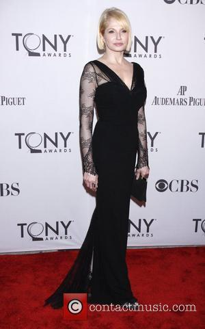 Ellen Barkin  The 65th Annual Tony Awards, held at Beacon Theatre - Arrivals  New York City, USA -...