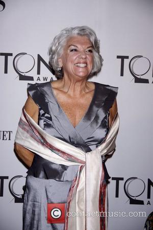 Tyne Daly   The 65th Annual Tony Awards, held at Beacon Theatre - Arrivals  New York City, USA...