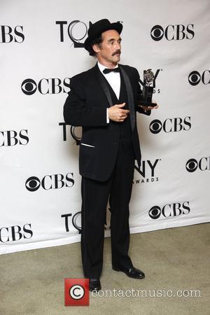 Mark Rylance   The 65th Annual Tony Awards, held at Beacon Theatre - Press Room  New York City,...