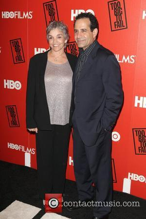 Brooke Adams, Tony Shalhoub HBO presents the premiere of 'Too Big To Fail' based on the book by Andrew Ross...