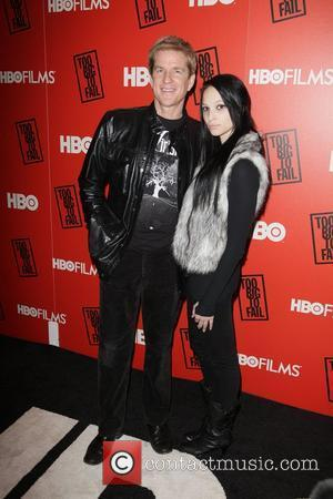 Matthew Modine; Ruby Modine HBO presents the premiere of 'Too Big To Fail' based on the book by Andrew Ross...