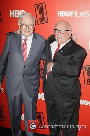 Ed Asner, Warren Buffett, HBO