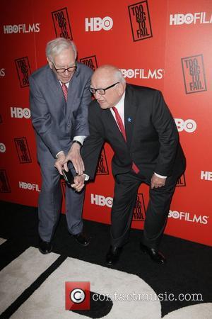 Warren Buffett, Ed Asner and Hbo