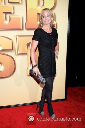 Christine Taylor  World premiere of 'Tower Heist' held at the Ziegfeld Theatre - Arrivals New York City, USA -...