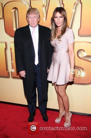 Donald Trump and Ziegfeld Theatre
