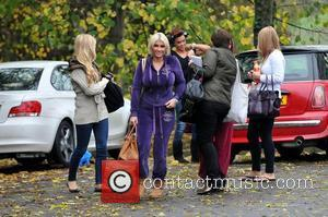 Billie Faiers and Maria Fowler The cast of The Only Way is Essex head to west London to do some...