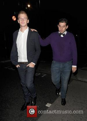 James Argent leaving Aura nightclub appearing rather worse for wear and being propped up by a friend. He had clearly...