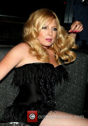 Traci Elizabeth Lords promotes her new single 'Last Drag' at Splash Nightclub in New York City New York City,USA -...