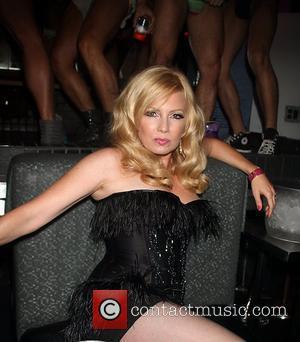 Traci Elizabeth Lords promotes her new single 'Last Drag' at Splash Nightclub in New York City New York City,USA -...