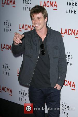 Garrett Hedlund Los Angeles Premiere of The Tree of Life held at the Bing Theatre at LACMA Los Angeles, California...