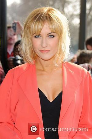 Katherine Kelly  'TRIC Awards' at the Grosvenor House Hotel - London, England - 08.03.11