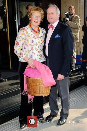 Christine Hamilton, Neil Hamilton  'TRIC Awards' at the Grosvenor House Hotel - London, England - 08.03.11