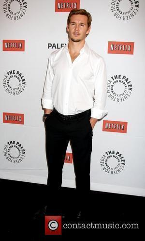 Ryan Kwanten  'True Blood' PaleyFest 2011 at Saban Theatre in Beverly Hills  Beverly Hills, California, USA - 05.03.11