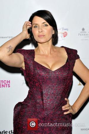 Sadie Frost Trust in Fashion, a charity fashion event for the Rainbow Trust at One Mayfair London, England - 29.06.11