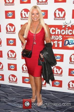Pamela Stephenson TVChoice Awards 2011 held at the Savoy hotel London, England - 13.09.11