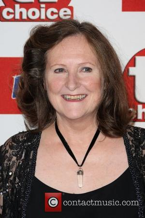 Lesley Nicol TVChoice Awards 2011 held at the Savoy hotel London, England - 13.09.11