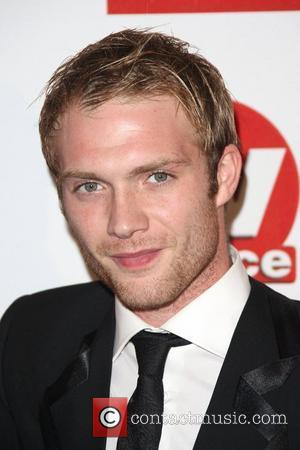 Chris Fountain TVChoice Awards 2011 held at the Savoy hotel London, England - 13.09.11