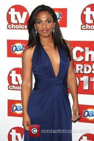 Freema Agyeman TVChoice Awards 2011 held at the Savoy hotel London, England - 13.09.11