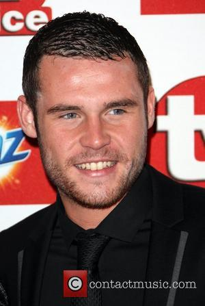 Danny Miller TVChoice Awards 2011 held at the Savoy hotel London, England - 13.09.11