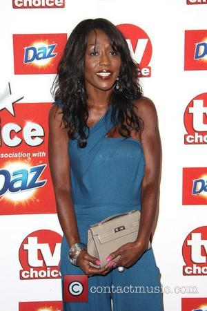 Diane Parish TVChoice Awards 2011 held at the Savoy hotel London, England - 13.09.11